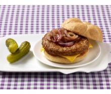 Brooklyn-Style Turkey Burger