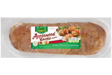 Applewood Smoked Turkey Breast Tenderlo