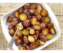 Easy Roasted New Potatoes