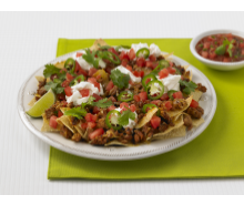 Quick n' Easy Turkey Nachos