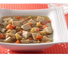 Lentil Turkey Soup