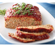 Turkey Meatloaf Makeover