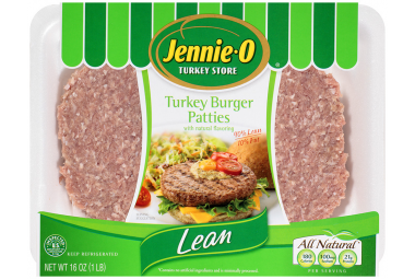 Lean Turkey Burger Patties