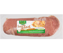 Savory Roast Turkey Breast Tenderloin