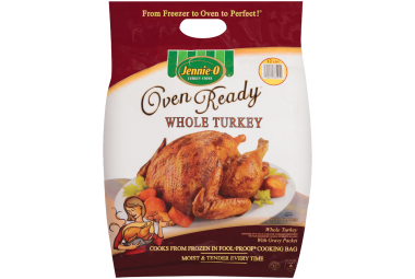 OVEN READY Whole Turkey