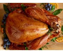 Oven Roasted Holiday Turkey