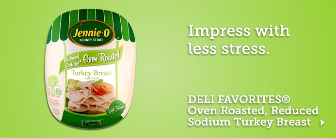 Reduced Sodium Turkey Breast