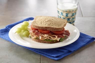 Classic Turkey Sandwich