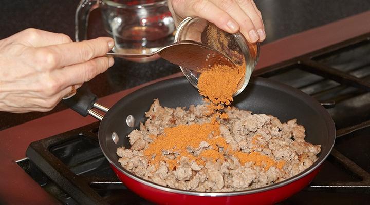 Chipotle Turkey Tacos