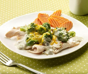 Turkey Broccoli & Cheese