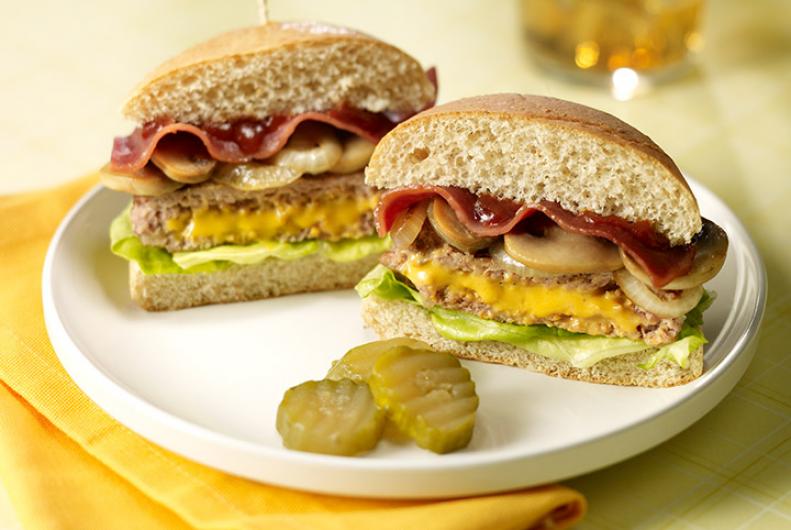 Minneapolis Lucy Turkey Burger