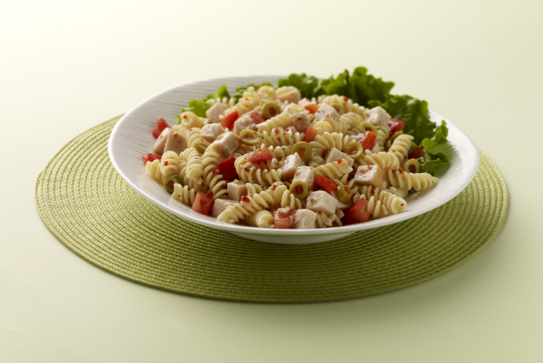 Italian Turkey Pasta Salad
