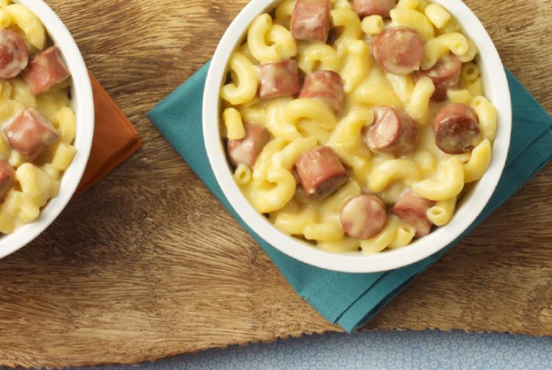 Turkey Mac & Cheese