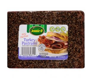 Extra Lean Turkey Pastrami