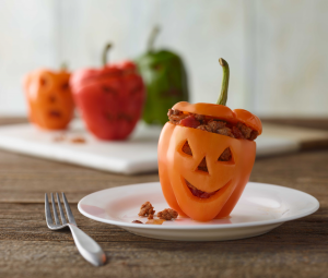 Halloween Taco Turkey Peppers