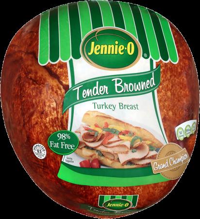 Tender Browned Turkey Breast