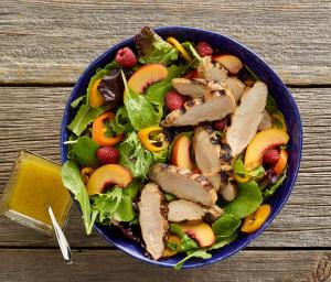 Easy Summer Turkey Salad
