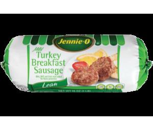 Lean Mild Turkey Breakfast Sausage Roll