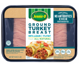 Extra Lean Ground Turkey Breast - Raised Without Antibiotics