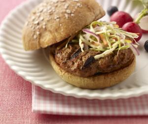 All-American Turkey Burger
