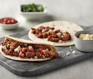 Santa Fe Turkey Tacos