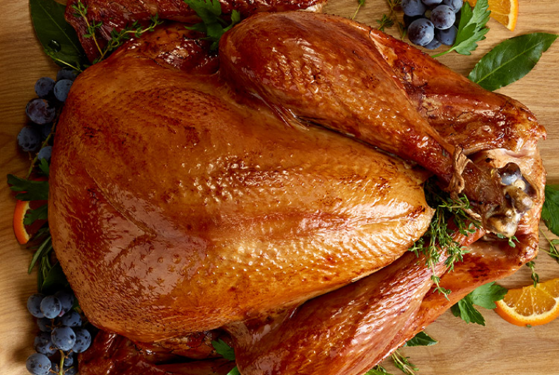 Oven Roasted Holiday Turkey