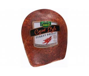 Cajun Style Turkey Breast