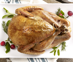 Holiday Herb Roasted Turkey