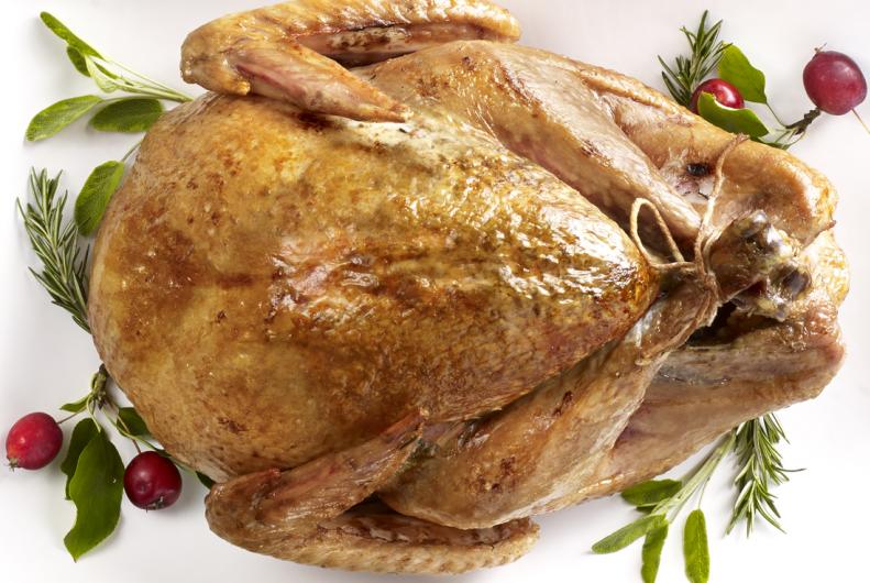 Holiday Herb Roasted Turkey