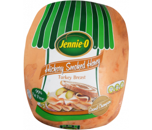 Hickory Smoked Honey Turkey Breast