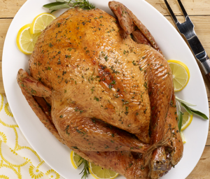 Honey Glazed Turkey
