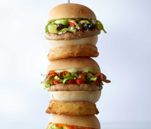 Turkey Slider Stack
