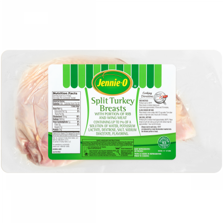 Split Turkey Breasts