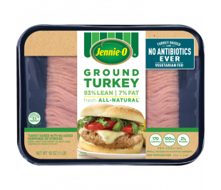 Lean Ground Turkey - Raised Without Antibiotics