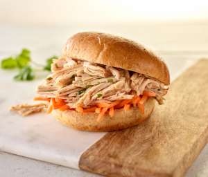 Smoked Thai Turkey Sandwiches