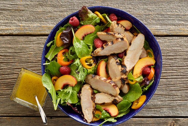 Easy Summer Turkey Salad