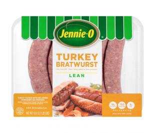 Lean Turkey Bratwurst