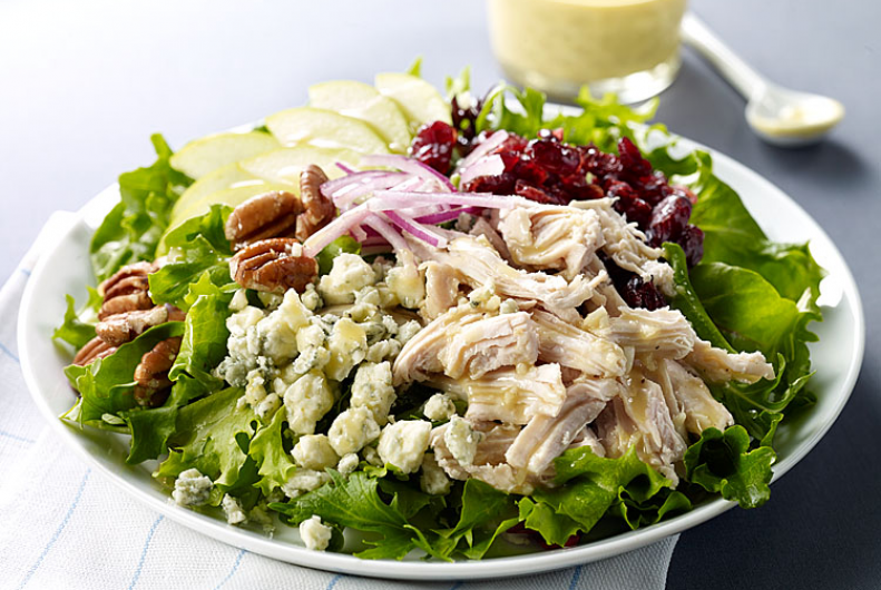 Turkey Apple Amp Blue Cheese Salad Jennie O 174 Turkey
