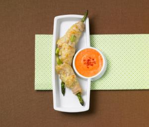 Turkey Wrapped Asparagus