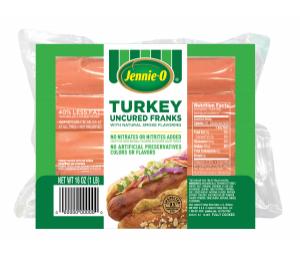Turkey Uncured Franks