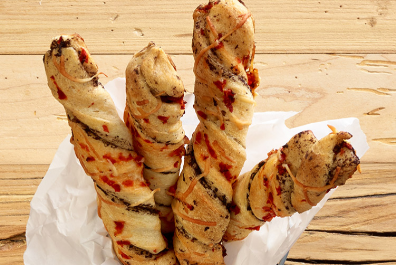Grecian Breadsticks