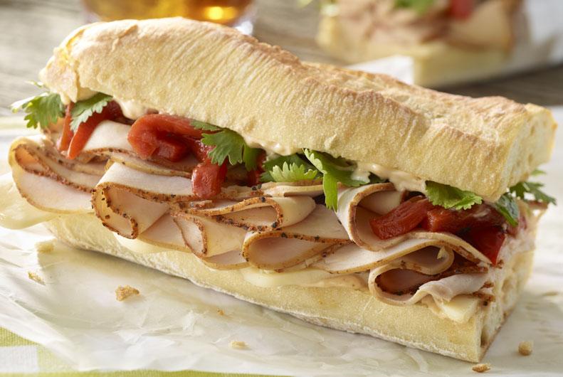 Chipotle Mayo Turkey Sub