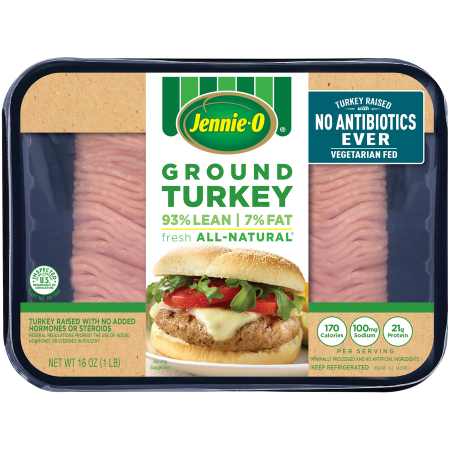 Extra Lean Ground Turkey Breast - Raised Without Antibiotics