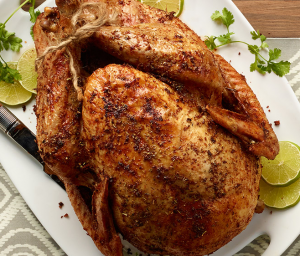 Tex-Mex Roast Turkey