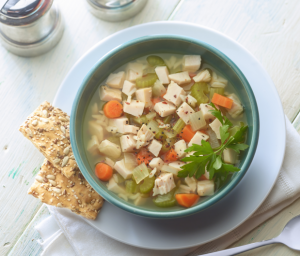 Turkey & Rice Soup