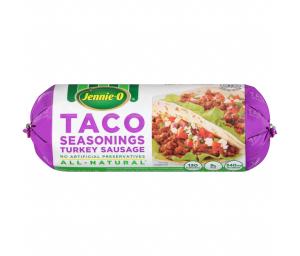 Taco Seasonings Turkey Sausage