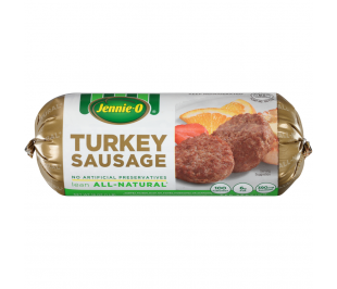 All Natural* Turkey Sausage