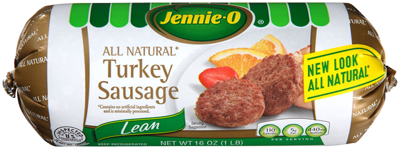 All Natural Turkey Sausage