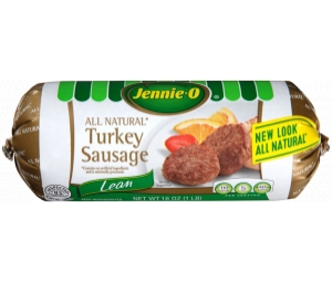 All Natural Turkey Sausage