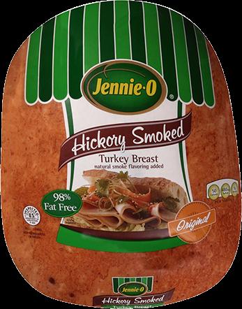 Hickory Smoked Slicing and Shaving Turkey Breast